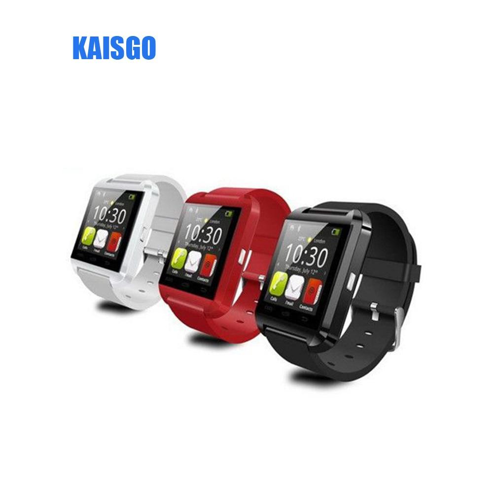 Bluetooth U8 Смарт часы с анти потерял шагомер сидячий Sleep Monitor Секундомер Будильник Обувь для мальчиков Обувь для девочек Дети PK gt08 dz09 A1 q18
