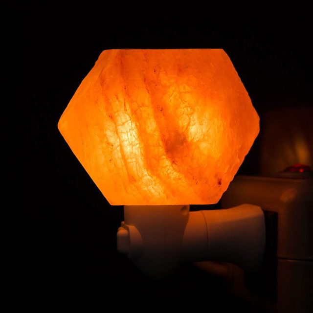 Amazing New Himalayan Lava Lamp Night Light Luminaria Mini Decorative Crystal Night  Light Lighting Salt Lamp With US UK EU Plug