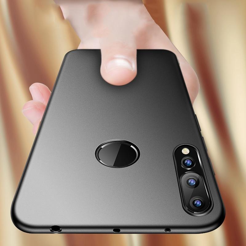 For UMIDIGI A5 PRO Case Soft Matte Back Phone Cover Slim Shockproof For Global Version UMIDIGI A5 PRO Case Space Gray