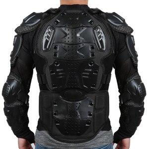 Motorcycle Jacket Men Full Bod