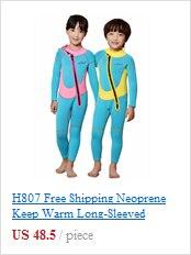 Cheap diving suit boy
