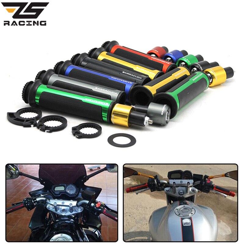 ZSDTRP ZS 7/8 '22MM Universal Street CNC motociklų motociklų lenktynių dviračių rankena