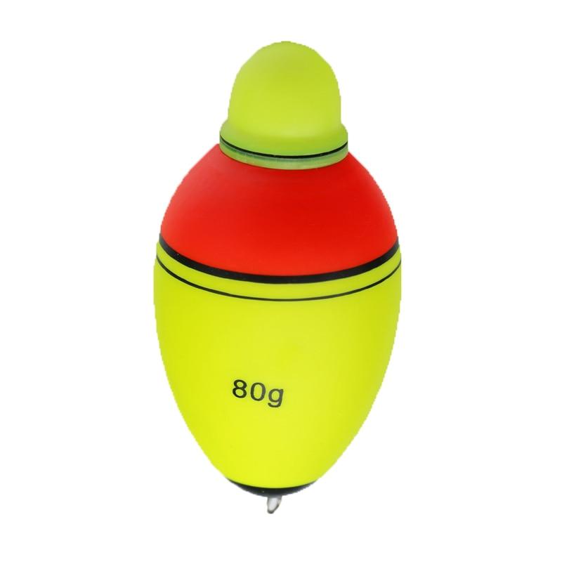 49c85e858 5Pcs EVA Electronic Led Light Fishing Float Alarm Intelligent Lighted Bobber  Floats Pesca Fishing Tackle Tools