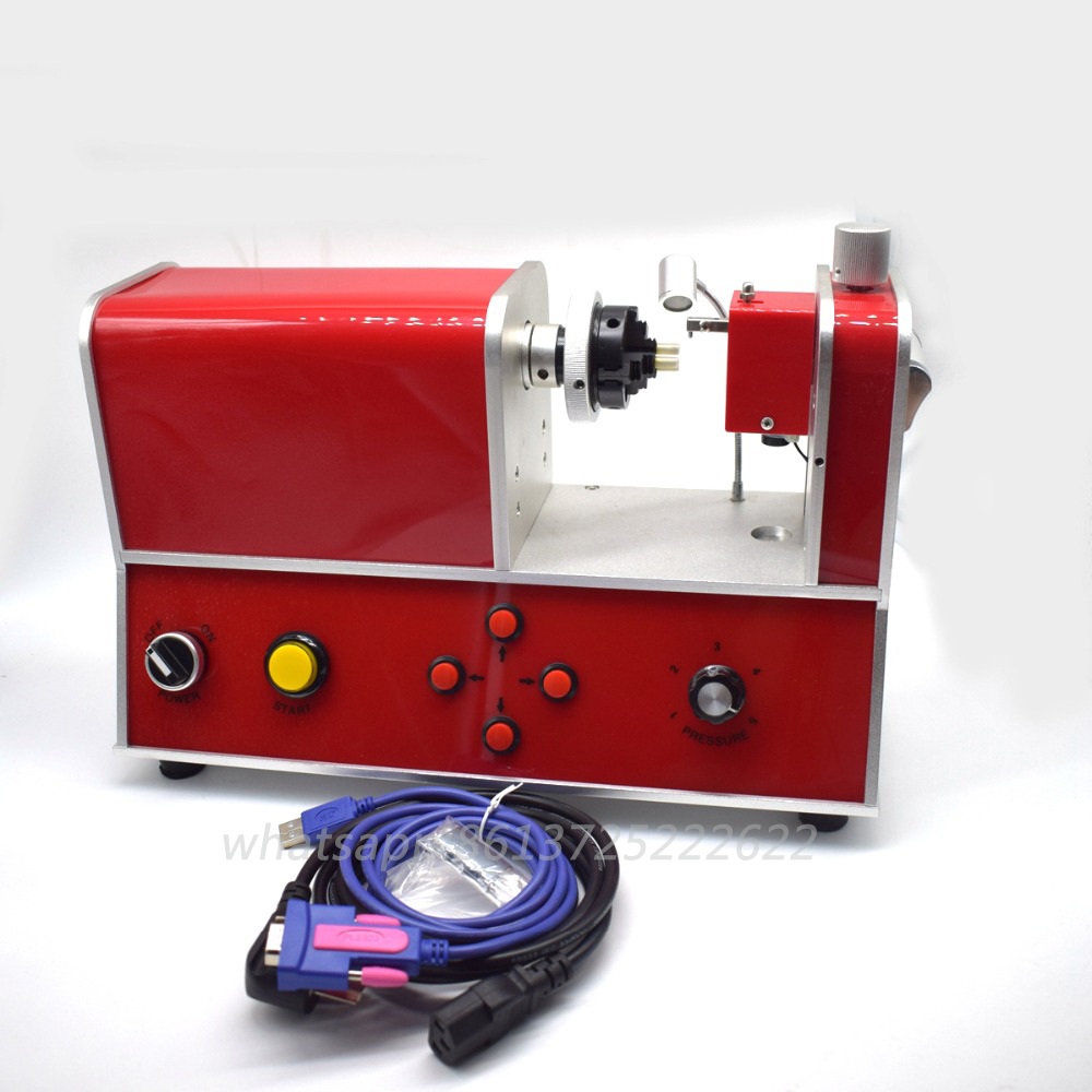 High Precision ring Engraving Machine bracelet carving machine inside and out side engraving Computer Control inside out