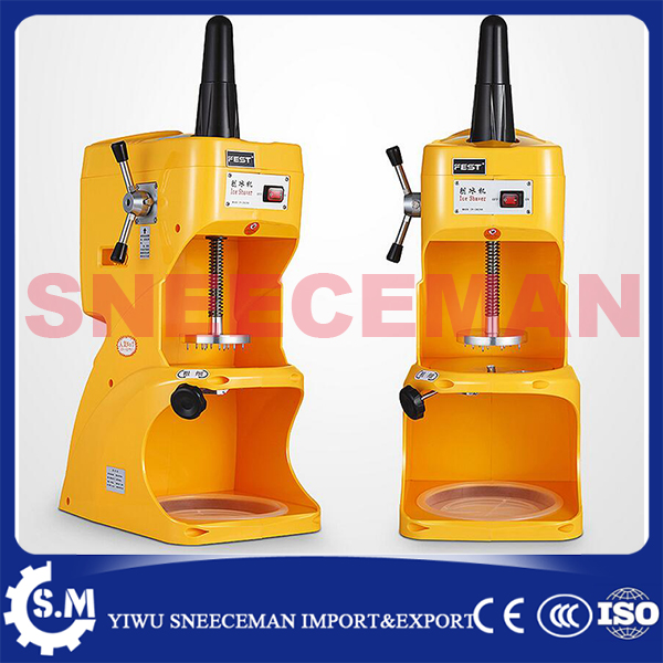 Full-electric snow ice Machine Briquette Machine household electric ice crusher machine ice shaver shaking machine edtid electric commercial cube ice crusher shaver machine for commercial shop ice crusher shaver