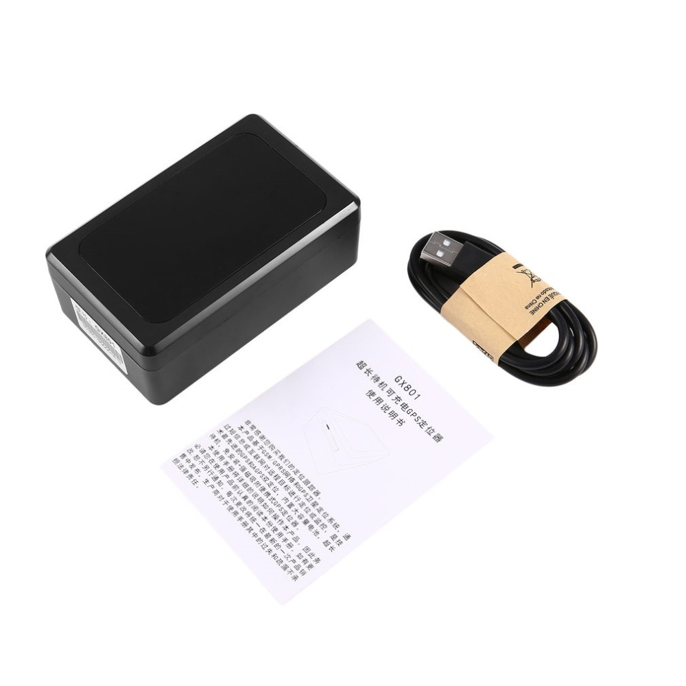 Portable GT019 Vehicle Car Magnetic GPS Real Time Tracker Locator Tracking Monitoring Devices Auto Personal Alarm