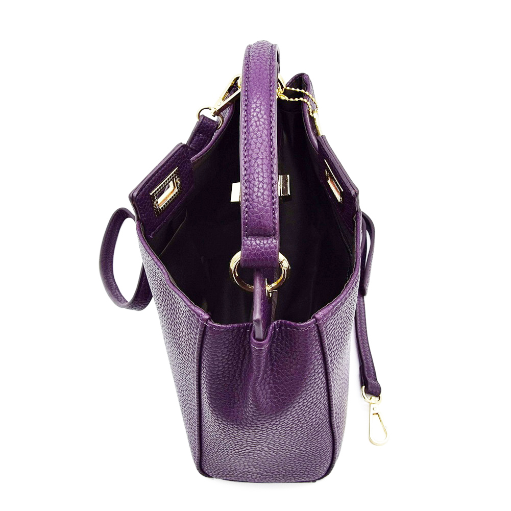 Fashion New Women PU Leather Handbags Litchi ladies Messenger Bag Large Crossbody Bag Brand Designer Tote Bag bolsos mujer de Islamabad