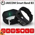 Jakcom b3 accesorios banda inteligente nuevo producto de electrónica inteligente como mi banda correa de cuero 2 relojes montre polar suunto