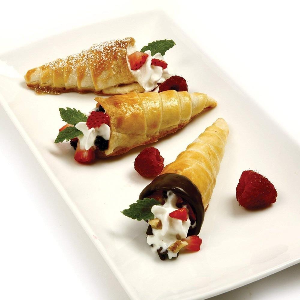 Cone Roll Croissant Mold (5pcs Set) 2