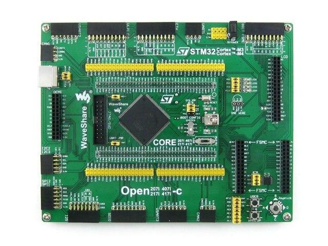STM32F407IGT6 STM32F407 STM32 Борту ARM Cortex-m4 Совет По Развитию + PL2303 USB UART Модуль Комплект = Open407I-C Стандарт