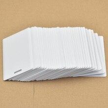 10 قطعة/الوحدة 125 كيلو هرتز تتفاعل EM4305 T5577 سميكة بطاقة نظام التحكم في الوصول بطاقة تتفاعل بطاقة إعادة الكتابة