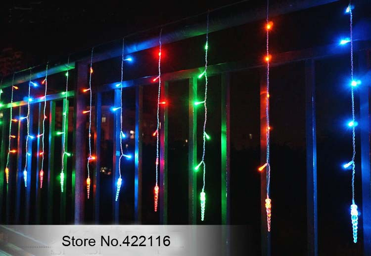 Aliexpress.com : Buy LED String Festival Holiday Curtain Lights ...