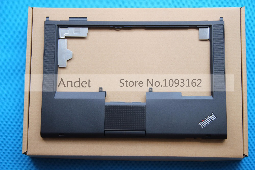 New Original for Lenovo Thinkpad T430 T430I Palmrest Upper Case Keyboard Bezel with Touch without FPR 04W3692 цена