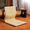 2 teile/los Handgemachte Japanischen Boden Beinlosen Stuhl Für Sitzen Wohnzimmer Möbel Asiatischen Traditionellen Tatami Zaisu Stuhl Design-in Wohnzimmersessel aus Möbel bei
