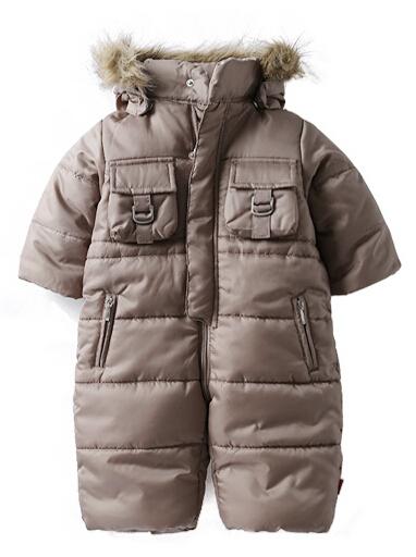 2015 outono inverno romper do bebê roupas de bebê recém-nascido snowsuit bebê roupas roupas à prova de vento e impermeável bebes