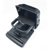 1Pcs OEM Central Console Armrest Rear Cup Drink Holder For For VW Jetta MK5 Golf GTI