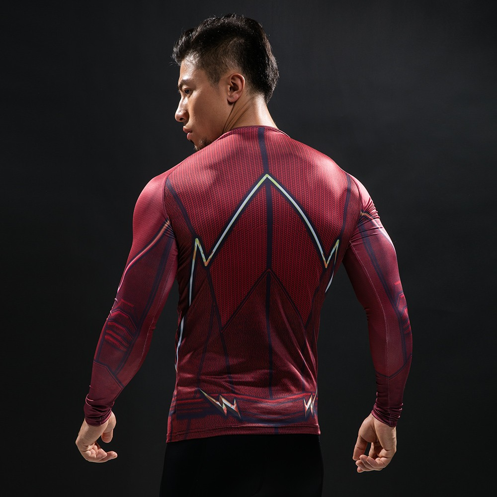 Punisher 3D Printed T-shirts Men Compression Shirts Long Sleeve Cosplay Costume crossfit fitness Clothing Tops Male Black Friday 56