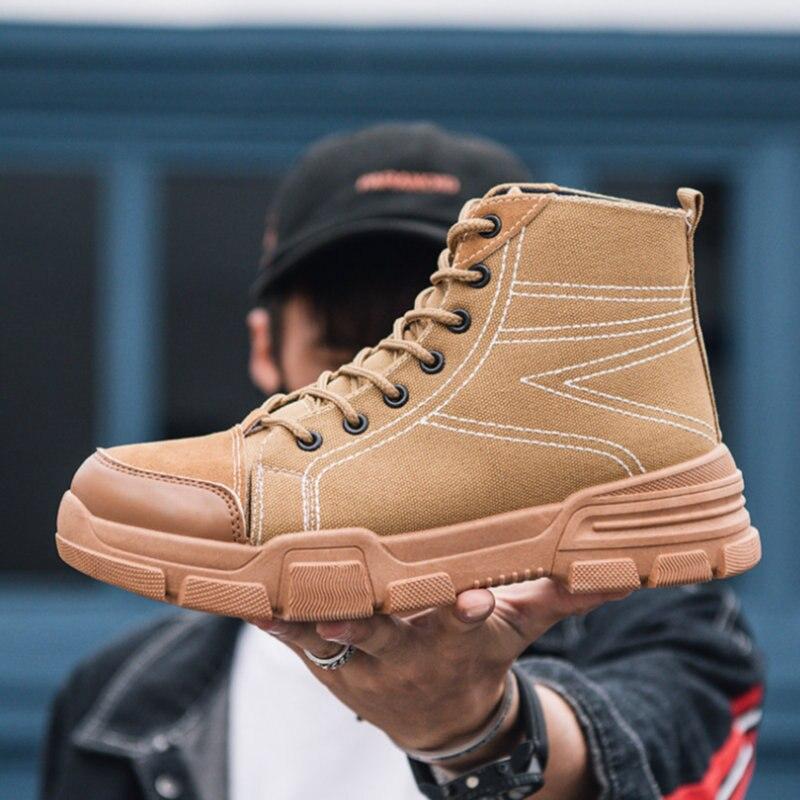eb977639e5ab Купить CPI зимняя обувь, мужские плюшевые теплые зимние ботинки 2018,  мужские Нескользящие мужские ботинки, модные бархатные зимние ботинки для  мужчи.