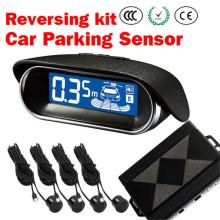 2017 LCD car parking sensor system reversing kit parking assist system A02 4