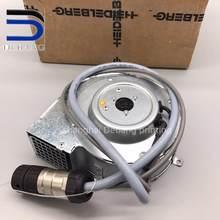 Ventilador do ventilador original de Alemania apto parágrafo CD74 XL75 de buena calidad