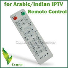 Free shipping Remote Control for cccam  ,Arabic IPTV' s Remote Control