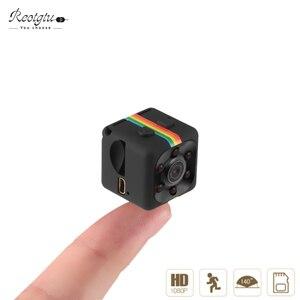 Reotgtu новейшая мини-камера SQ11 HD 1080P для автомобиля или велосипеда, вождения на открытом воздухе, спорта, Mini DV, ночного видения, диктофон