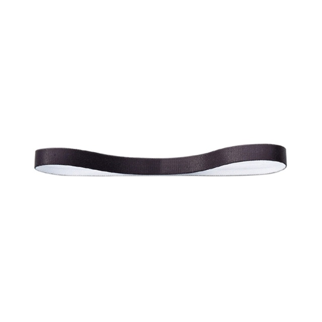 Unisex sports headband running fitness yoga football basketball silicone sweat guide hair lead belt 2