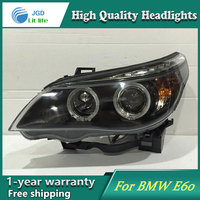 Auto Clud Style LED Head Lamp For BMW E60 520 523 525 530 Led Headlights Signal