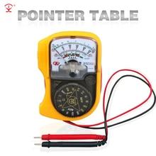TY QQ2.0 Mini Test Multimeter Professional Measurement AC / DC Resistance Battery Household Electrician Maintenance Equipment