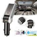 Воздуха автомобиля Кислородный Бар Озон Ионизатор Очиститель Фрешер Чистый USB Зарядное Устройство ME3L