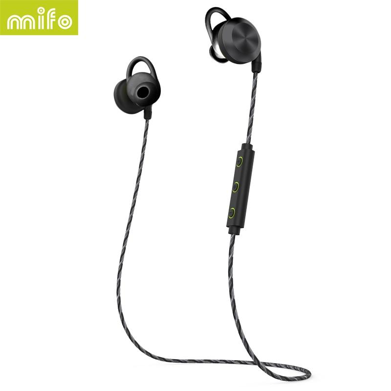 mifo wireless bluetooth earphone sport waterproof headset running earbuds for iphone android phone fone de ouvido bluetooth