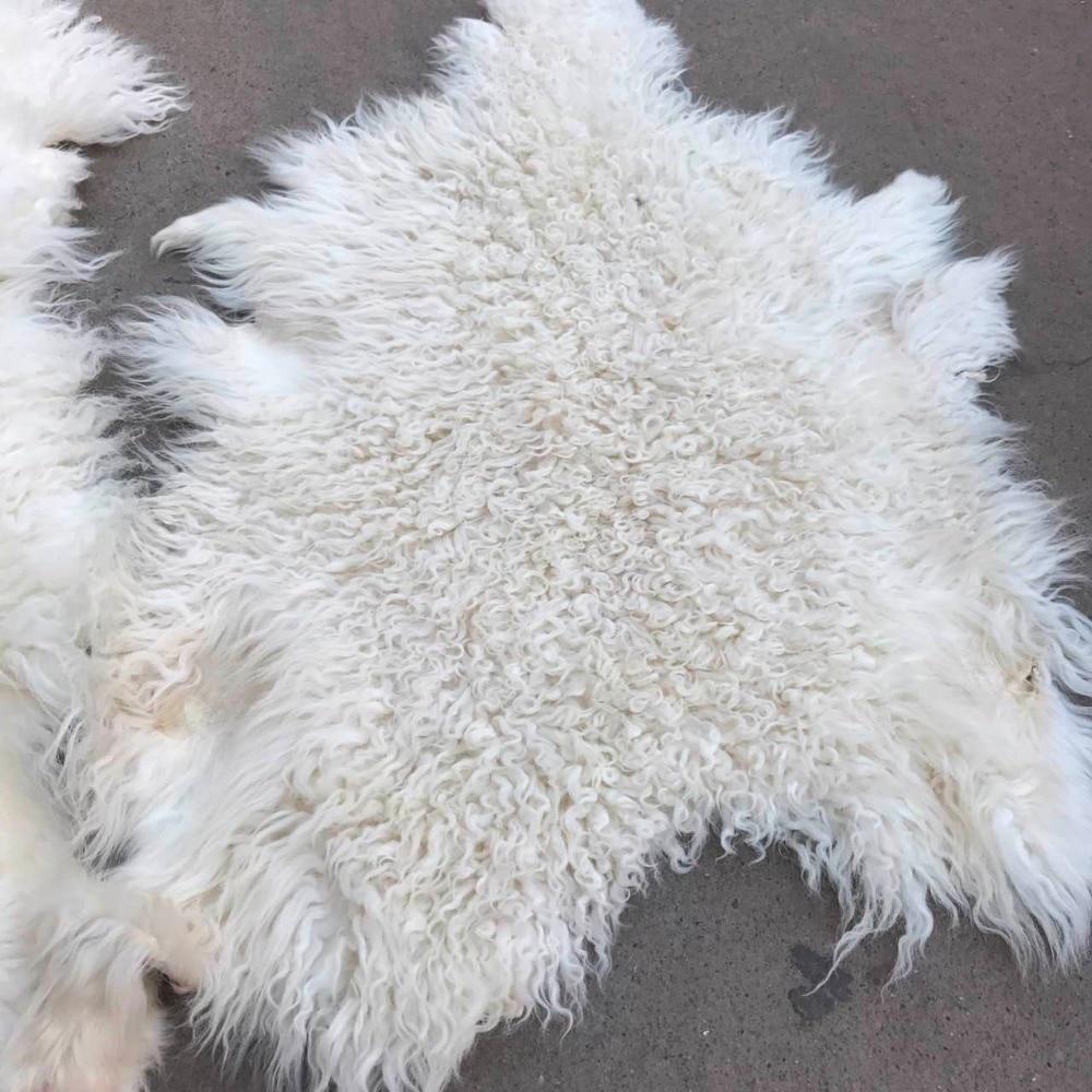 Rambut Keriting Pendek Bulu Domba Kecil / Bulu Domba Kalgan / Karpet - Seni, kerajinan dan menjahit