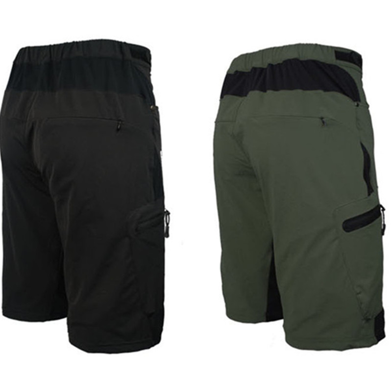 OUTTO Men s Cycling Shorts MTB Mountain Bike Ropa Breathable Loose Fit For Outdoor  Sports Running Bicycle Riding Shorts -in Cycling Shorts from Sports ... 7cabdc9e4
