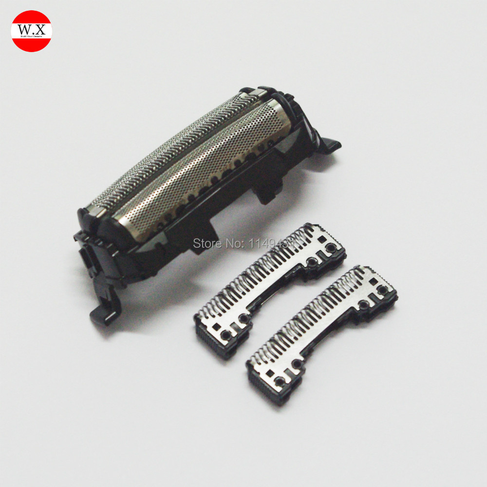 Shaver&Razor Replacement Cutter and Foil Screen for Panasonic WES9087 WES9068 ES-ST23 ES-SL41