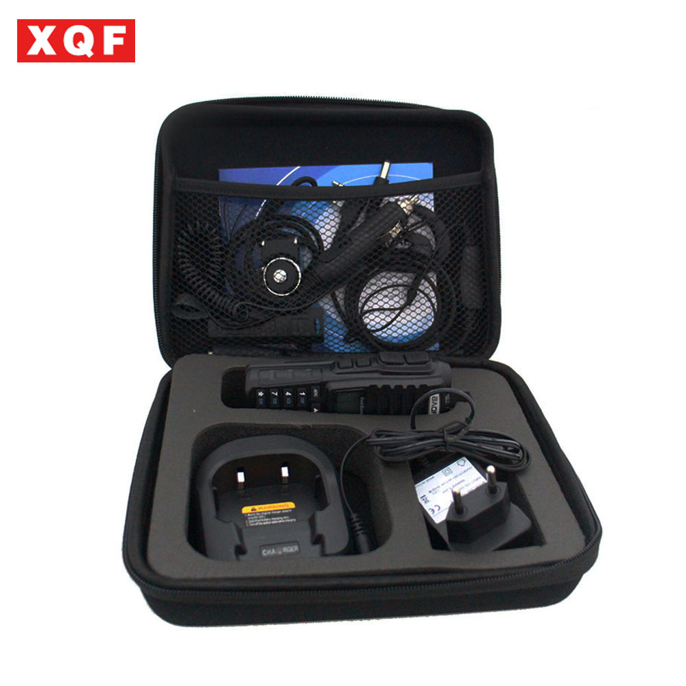 Two Way Radio Case for BAOFENG UV-82 UV-8D UV-89 UV-8 For Motorola GP328 Walkie Talkie Bag Interphone Launched Hunting Case