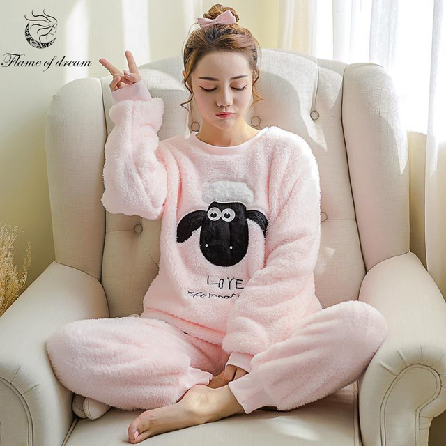 Winter Pajamas Women Pijama Mujer Verano Pajama Pants Women Pyjamas Women Set 468