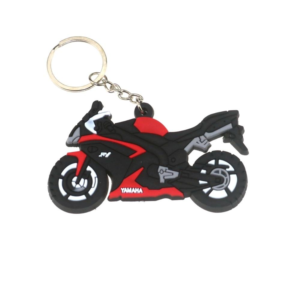 Keyrings & Keyfobs Branded Automotive Merchandise Clever Biker Buddy Honda Fireblade Colours Handmade Paracord Keyring Keychain