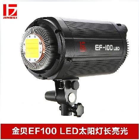 CD50   Jinbei ef-100 sun-burner led photography light cotans child portrait