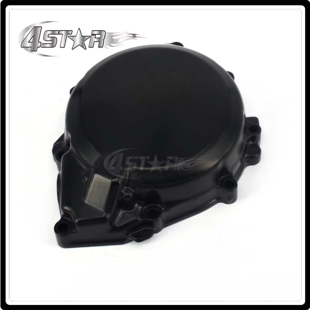 Motorcycle Engine Motor Stator Crankcase Cover For SUZUKI Hayabusa GSX1300R 1999-2015  GSX1300BK B-KING 2008-2013 engine stator cover crankcase for suzuki hayabusa gsx1300r 1999 2015 left side