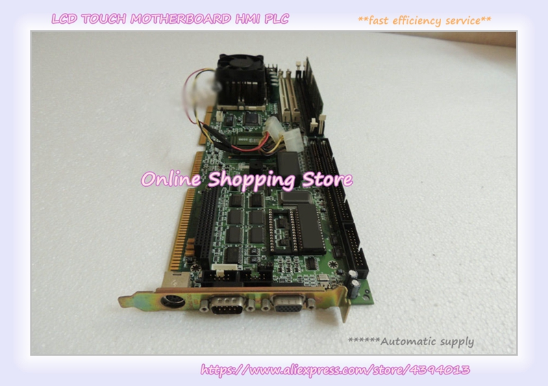PCA-6155V REV.A1 industrial motherboard 100% tested perfect qualityPCA-6155V REV.A1 industrial motherboard 100% tested perfect quality
