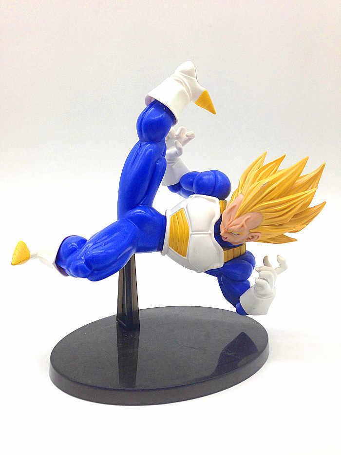 Clássico japonês figura anime dragon ball Vegeta action figure crianças brinquedos para meninos brinquedos coleção modelo