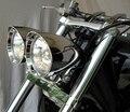 Free Shipping Brand New Chrome Motorcycle Headlight Mount Bracket chrome For Harley Honda Kawasaki Suzuki