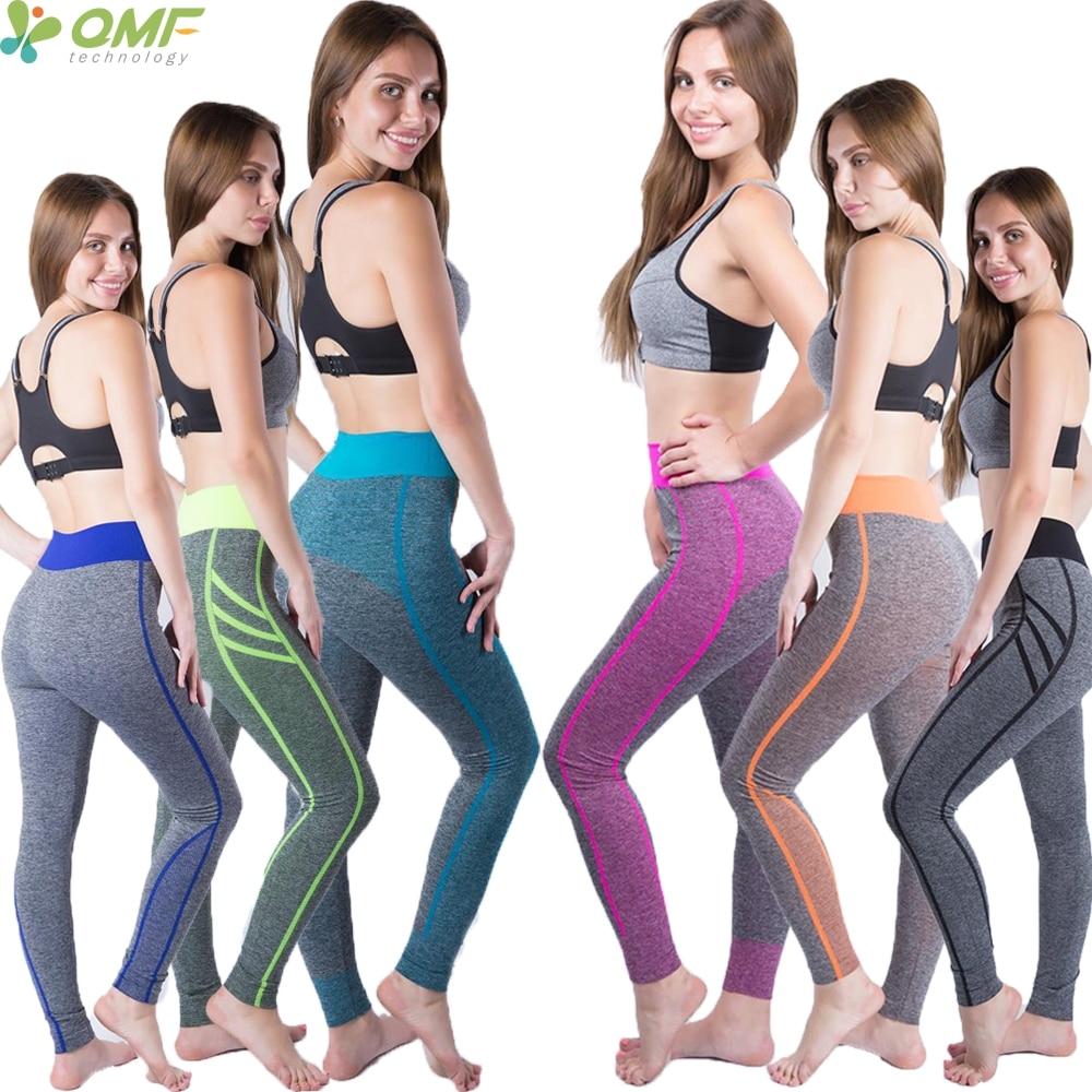 Aliexpress.com : Buy Women Yoga Pants Patchwork ...