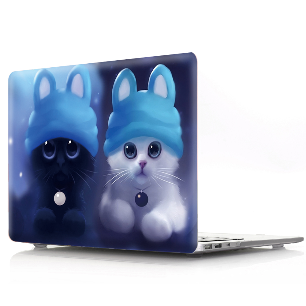 Animal Retina Shell Case for MacBook 48