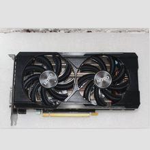 Используется, сапфир R9 370/R7 370 4 GB 256Bit GDDR5 графическая карта для ATI Radeon игры