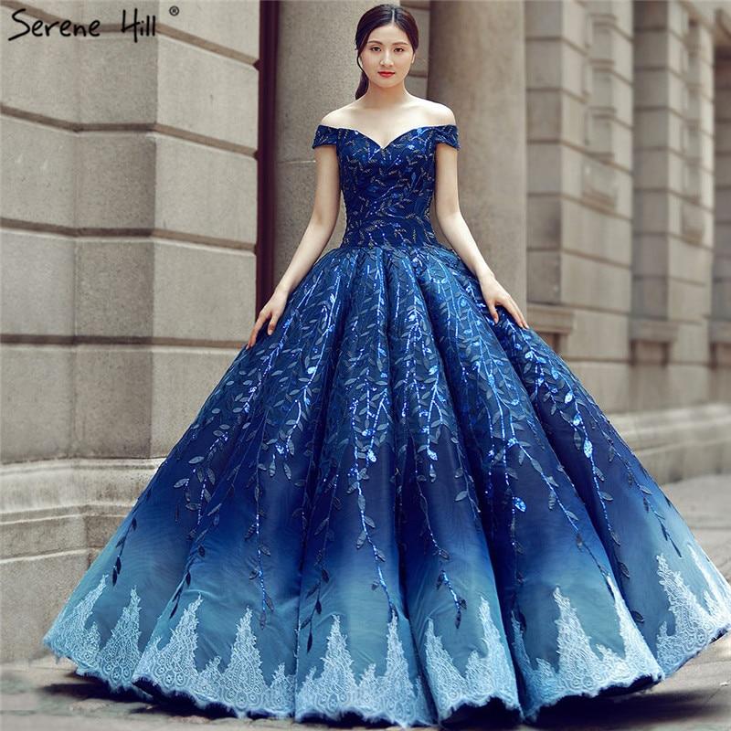 Evening Gown Wedding: 2019 Off Shoulder Sexy Fashion Wedding Dress Handmade