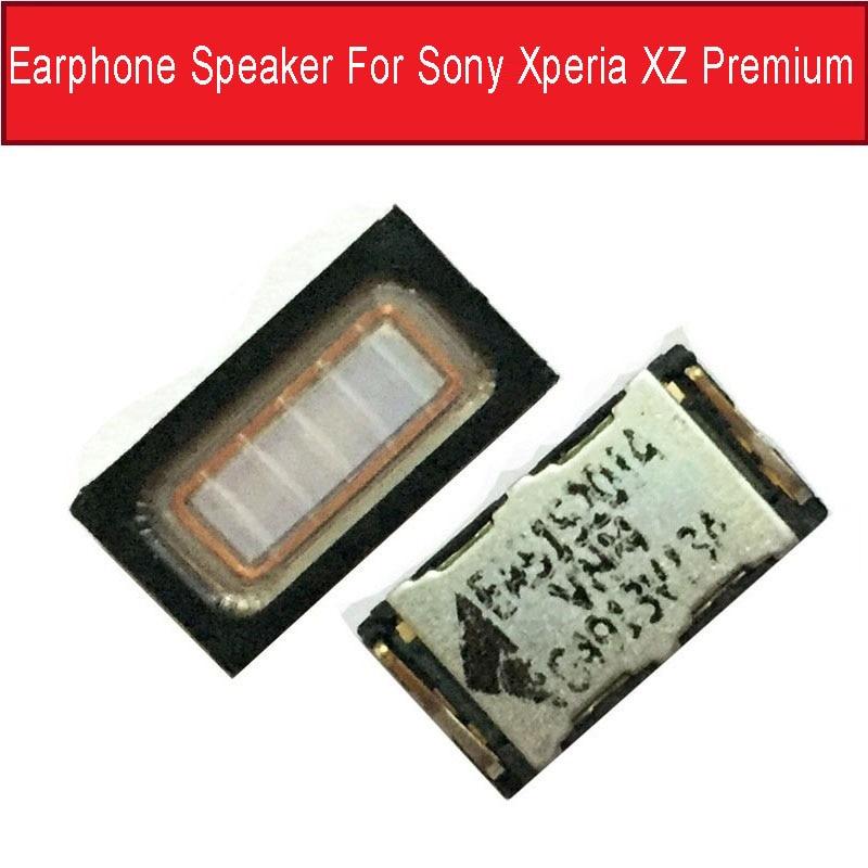 100% Genuine Earpiece Ear Speaker For Sony Xperia XZ Premium XZP G8141 Loud Speaker Receiver Loudspeaker Replacement Parts