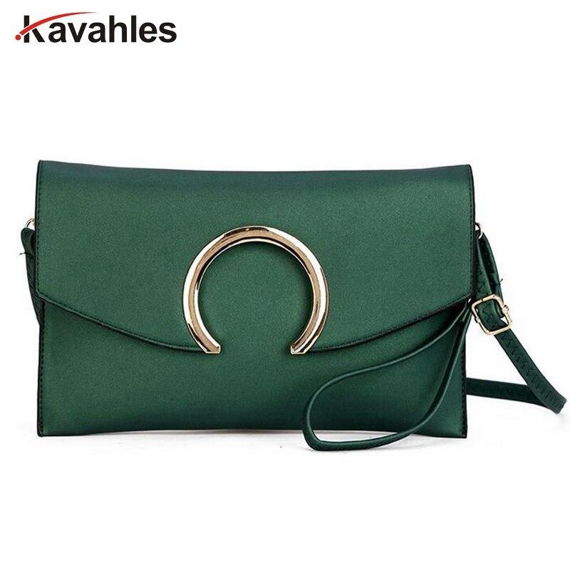 2018 New Arrival pu Leather Women Fashion Envelope Bag Shoulder Handbag Crossbody Messenger Lady Bags Purses PP-731