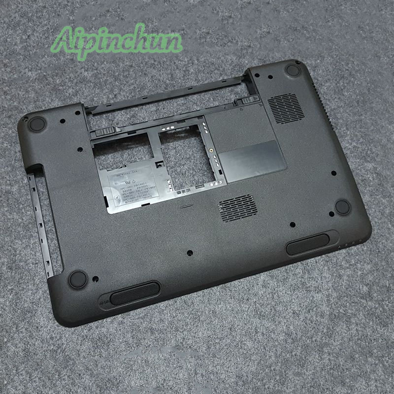 Aipinchun LCD Boton Cover Case For DELL Inspiron 15R N5110 M5110 M511R D Shell Base Bottom Cover Lower Case 100% brand new cooling fan for dell inspiron n5110 15r ins15rd m5110 m511r 15rd cpu fan n5110 15r cpu cooling fan cooler