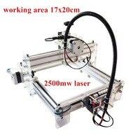 2500mw Laser Engraving Toy Grade Engrave On Metal DIY Desktop Micro Laser Engraving Machine Engraving Machine